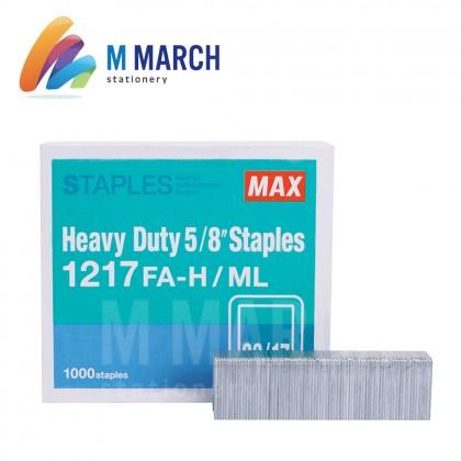"""MAX Staples Heavy Duty 5/8"""" - 23/17 ( 1217 FA-H )"""
